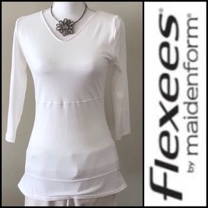 🆕🌟NEW MAIDENFORM FLEXEES FIRM CONTROL TONING TOP